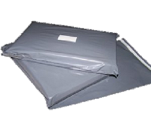 Grey Mailers 300mm x 350mm