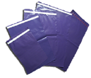 Violet Mailers: 355mm x 510mm