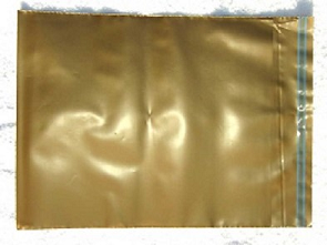 Gold: 250 x 350mm 500 Bags