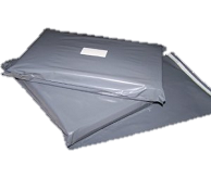 Grey Mailers 350mm x 500mm