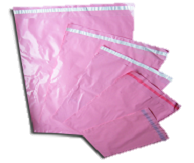 Pink Mailers 355mm x 510mm